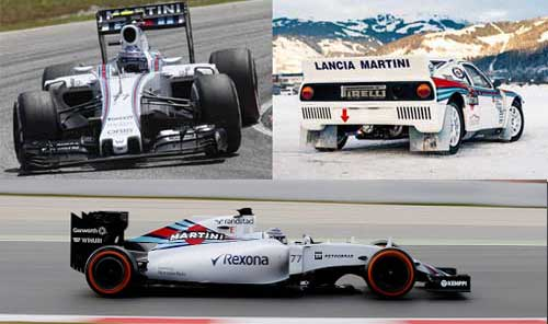 outlet williams martini racing